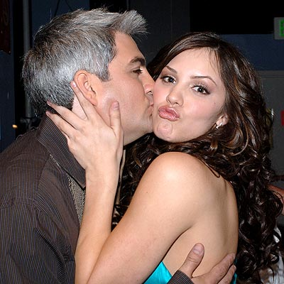 KISSING UP photo | Katharine McPhee, Taylor Hicks