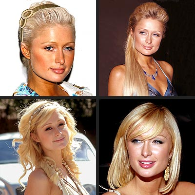 HAIR APPARENT photo | Paris Hilton