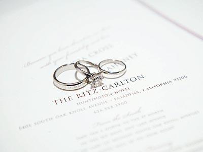 RINGS OF LOVE photo | Marcia Cross