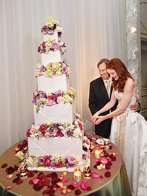FLOWER TOWER photo | Marcia Cross