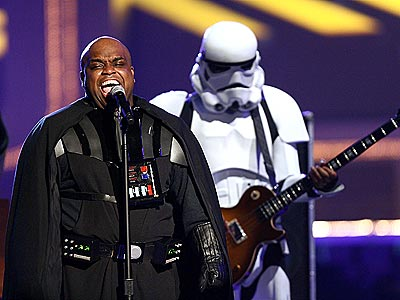 DARK SIDE photo | Cee Lo