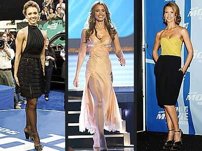 COUTURE MAVEN - MTV Movie Awards, Movie News, Jessica Alba : People.com