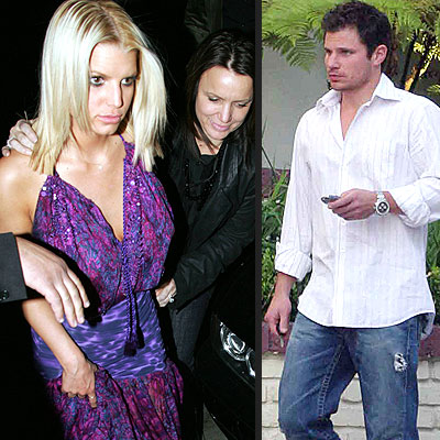 DEC. 3/NOV. 30 photo | Jessica Simpson, Nick Lachey