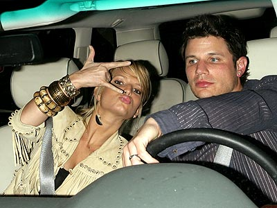 MARCH 30 photo | Jessica Simpson, Nick Lachey