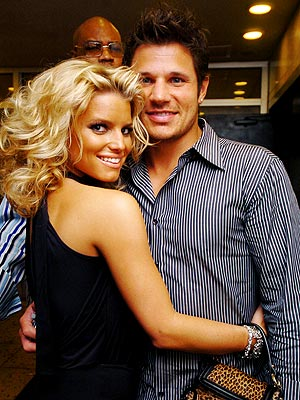 JAN. 1 photo | Jessica Simpson, Nick Lachey