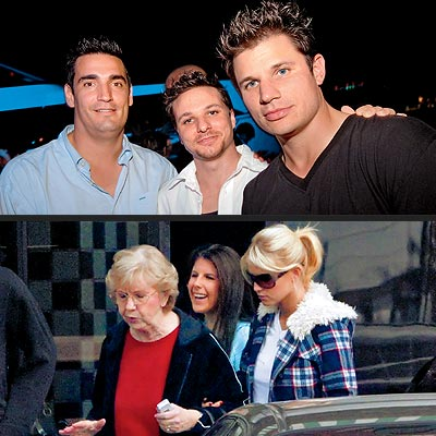 NOV. 20/NOV. 26 photo | Jessica Simpson, Nick Lachey