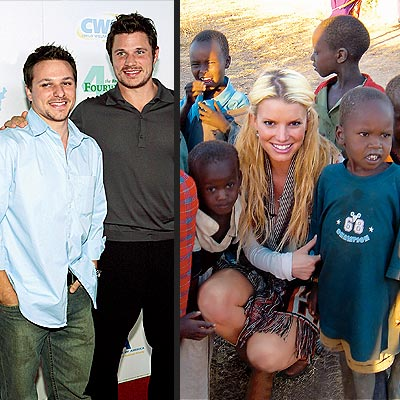 OCT. 15/OCT. 26 photo | Jessica Simpson, Nick Lachey