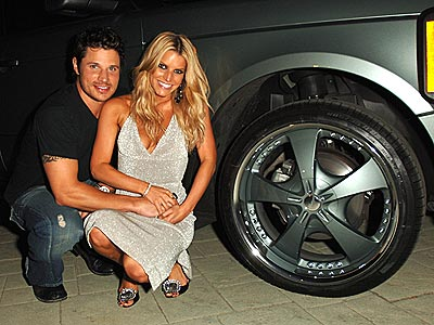 JULY 9 photo | Jessica Simpson, Nick Lachey