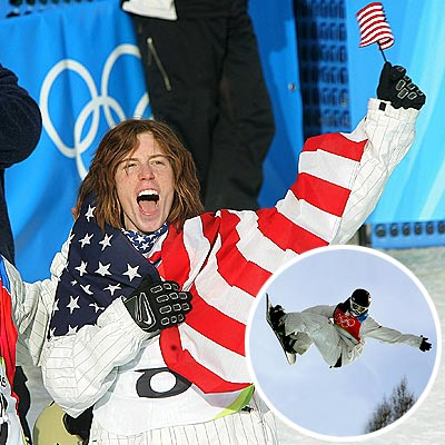 BEST PICKUP LINE photo | Shaun White