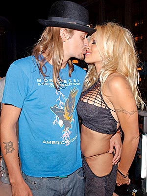 IT'S ON photo | Kid Rock, Pamela Anderson