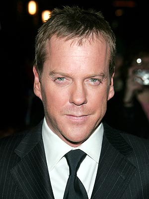 KIEFER SUTHERLANDWINNER photo | Kiefer Sutherland