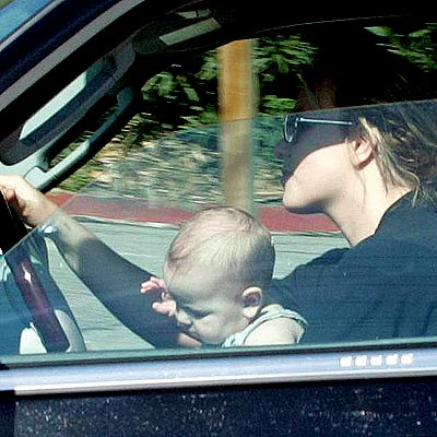 MOVING VIOLATION  photo | Britney Spears, Sean Preston Federline