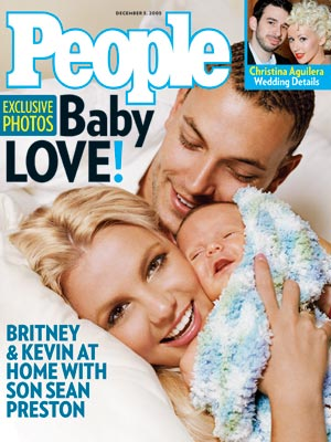 READY FOR HIS CLOSE-UP photo | Britney Spears, Kevin Federline, Sean Preston Federline