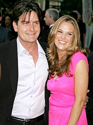 CHARLIE & BROOKE photo | Brooke Mueller, Charlie Sheen