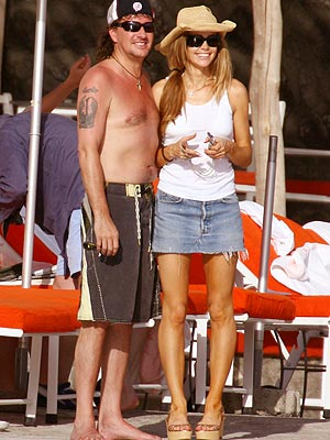 DENISE & RICHIE photo | Denise Richards, Richie Sambora