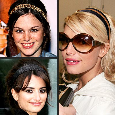 HEADBANDS photo | Jessica Simpson, Penelope Cruz, Rachel Bilson