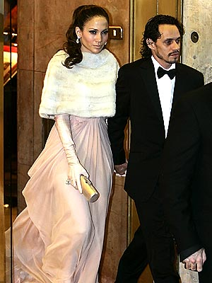 STEPPING OUT photo | Jennifer Lopez, Marc Anthony