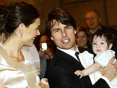 THAT'S OUR GIRL  photo | Katie Holmes, Tom Cruise