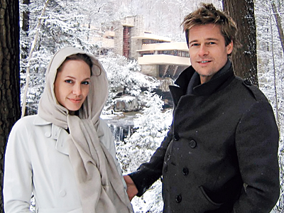 2. ANGELINA & BRAD photo | Angelina Jolie, Brad Pitt