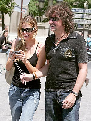 PARIS photo | Denise Richards, Richie Sambora