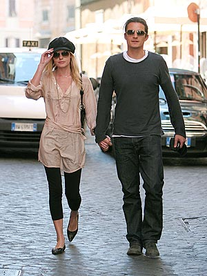 ROME photo | Kate Bosworth, Orlando Bloom