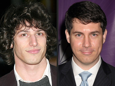 ANDY SAMBERG VS. CHRIS PARNELL photo | Chris Parnell