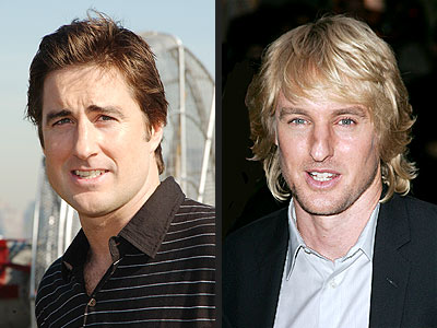 LUKE VS. OWEN WILSON photo | Luke Wilson, Owen Wilson