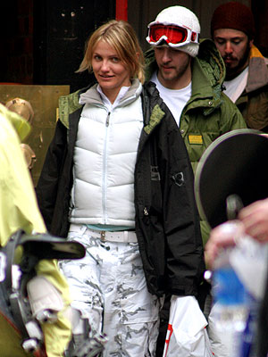 TELLURIDE photo | Cameron Diaz