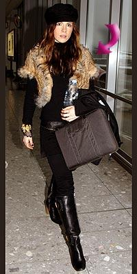 KATE'S VEST photo | Kate Beckinsale