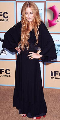 MARY-KATE'S GOWN photo | Mary-Kate Olsen