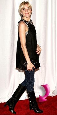 SIENNA'S BOOTS photo | Sienna Miller