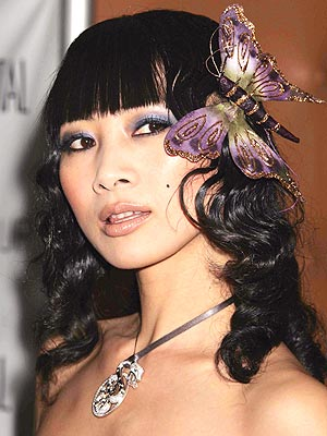 BAI'S BUTTERFLY photo | Bai Ling