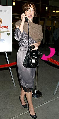 PARKER&#39;S PURSE photo | Parker Posey