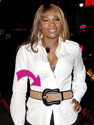 VENUS'S BELT photo | Serena Williams