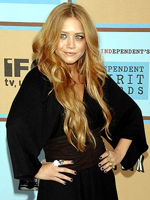 MARYKATE'S EXTENSIONS photo MaryKate Olsen
