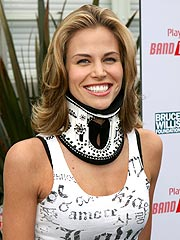Brooke Burns: I Almost Died