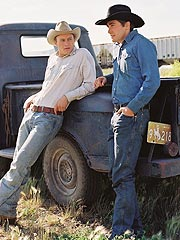 Brokeback, Crash Score Pre-Oscar Honors