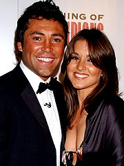 Oscar de la Hoya & Wife Have Baby Girl