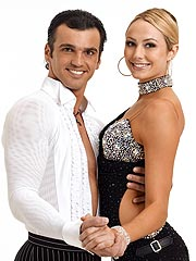 Stacy Keibler Favored on Dancing with Stars