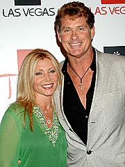 David Hasselhoff Seeks Rehab for Wife