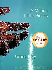 Oprah Confronts Author James Frey| A Million Little Pieces, James Frey