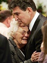 Miners' Families Bid Farewell at Funerals