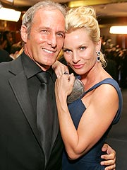 Nicollette Sheridan, Michael Bolton Engaged