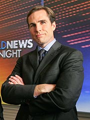 Bob Woodruff Released from Military Hospital