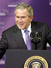Bush on Brokeback: 'Haven't Seen It'