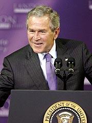Bush on Brokeback: 'Haven't Seen It'