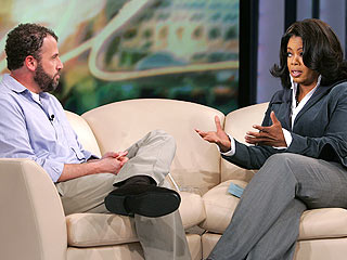 Oprah Confronts Author James Frey