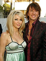 Heather and Richie Reuniting for Thanksgiving | Heather Locklear, Richie Sambora