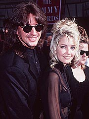 Heather Locklear Files for Divorce| Heather Locklear, Richie Sambora