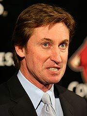Hockey Great Wayne Gretzky: I Never Bet
